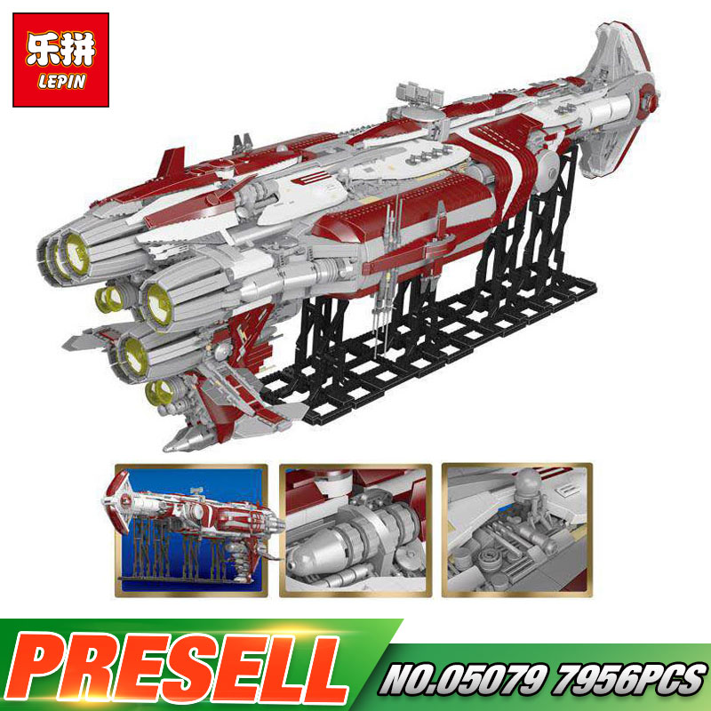 DHL Lepin 05079 Star Toys Wars The MOC Zenith Old Republic escort cruiser Set Building Blocks Bricks Kids Toys Christmas Gifts