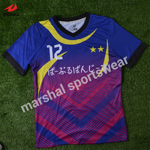 personalised football shirts red football jersey make a custom soccer jersey sublimation