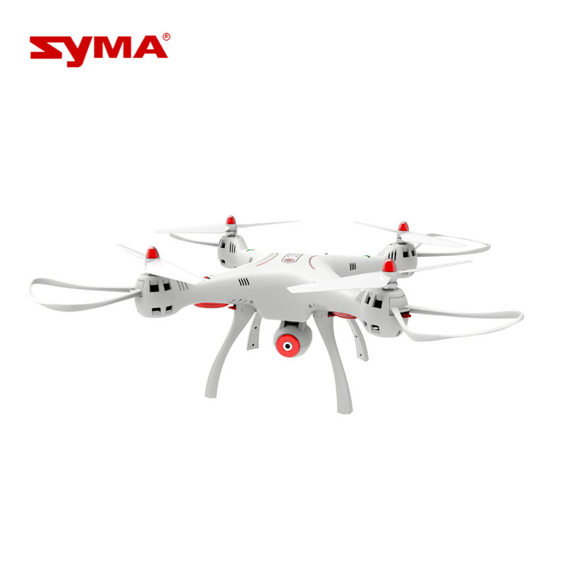 Syma X8SW with 720p WiFi HD Camera FPV Realtime Transmitter RC Drone Helicopter With Airpressure Hold Mode Altitude Height Hold new jjrc h51 rc helicopter mini selfie drone with camera hd 720p wifi one key return helicopter 6 axis 2 4hz vs h37 mini drone