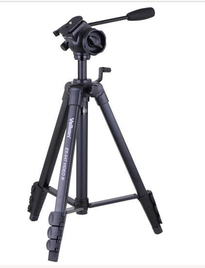 Штатив Velbon Company 10130 Statief EX 547 Video N акксессуары для цифровой камеры
