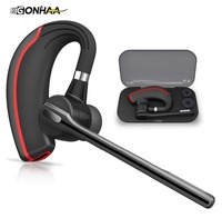 New Bluetooth headset wireless hands free 5.0 noise reduction Bluetooth earphone iPhone Samsung Huawei mobile phone