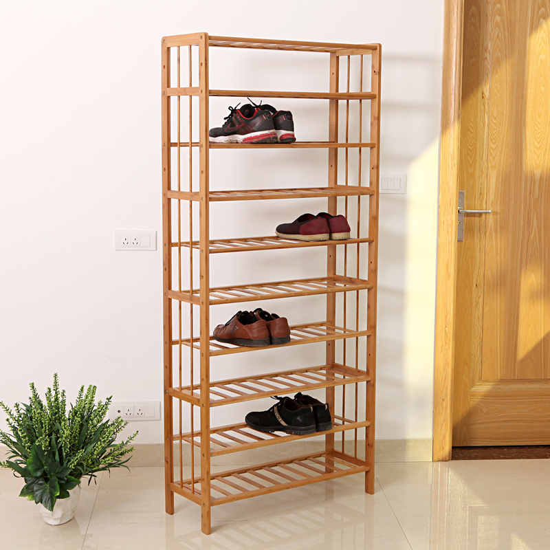 special one week genuine bamboo shoe rack ikea simple multi layer bamboo shoe rack shoe racks shoe qualityin waiting chairs from furniture on