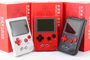 Image 5 - Pour gameboy Portable 2.5 pouces écran couleur Consoles de jeux vidéo 300 en 1 jeux classiques lecteur de jeu Portable