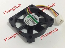 Frss shipping for SUNON KDE1245PFV1, 11.MS.B1524.AF.GN.X DC 12V 1.7W 3-Wire 3-Pin 45x45x10mm Server Square fan sunon pmd1204ppb1 a 2 gn dc 12v 16 8w 40x40x56mm 4 wire server square fan