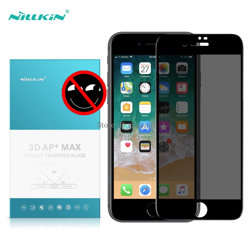 tempered glass protector iPhone8 i7