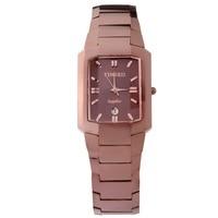 Time100 Men's Quartz Watch Tungsten Steel Strap Sapphire Auto Date Waterproof Business Casual Wrist Watches For Men W50109G.03A
