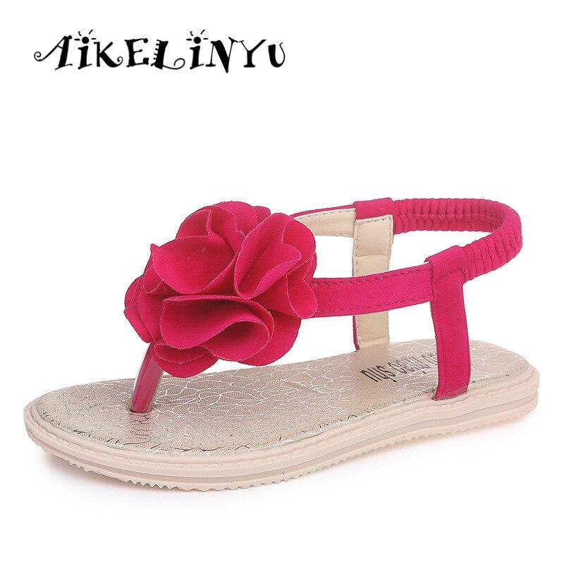Schoenen kinderen meisjes 2016 zomer nieuwe mode kinderen sandalen - Kinderschoenen - Foto 1