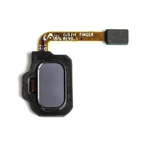 Image 4 - Original Parts Fingerprint Sensor Home Button Flex Cable for Samsung Galaxy S8 S8+ Plus SM  G950 G955,Black Silver Grey