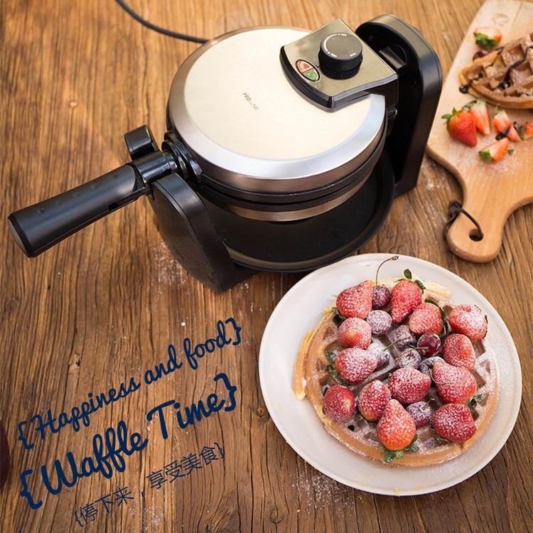 MAIZI kitchen Multifunction Muffin maker Double-sided baking Flip Waffle maker Cake machine Electric baking pan