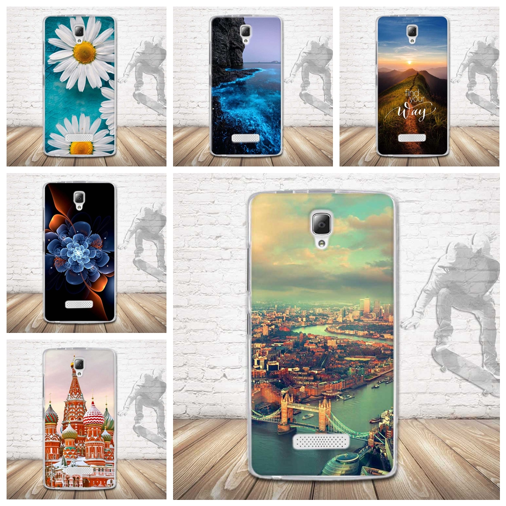 Printed Case For Lenovo A2010 A 2010 On Soft Silicone Smartphone Tpu Back Cover Phone Luxury Covers