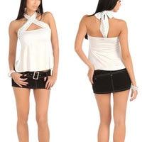 aaebcbbf74c3e3 S XL Oversize Low Waist Sashes Jeans Miniskirt Women Sexy Pencil Skirt  Ladies Fashion Streetwear Club