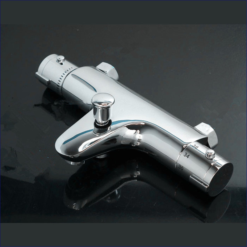 Bath shower valve control mixer tap Concealed bath mixer Thermostatic Bath shower faucet Free Shipping J14053