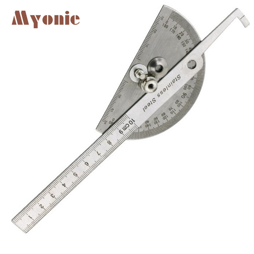 myonie-professional-protractor-stainless-steel-180-degree-angle-woodworking-10cm-measurement-protractor-ruler-l70515-drop-ship