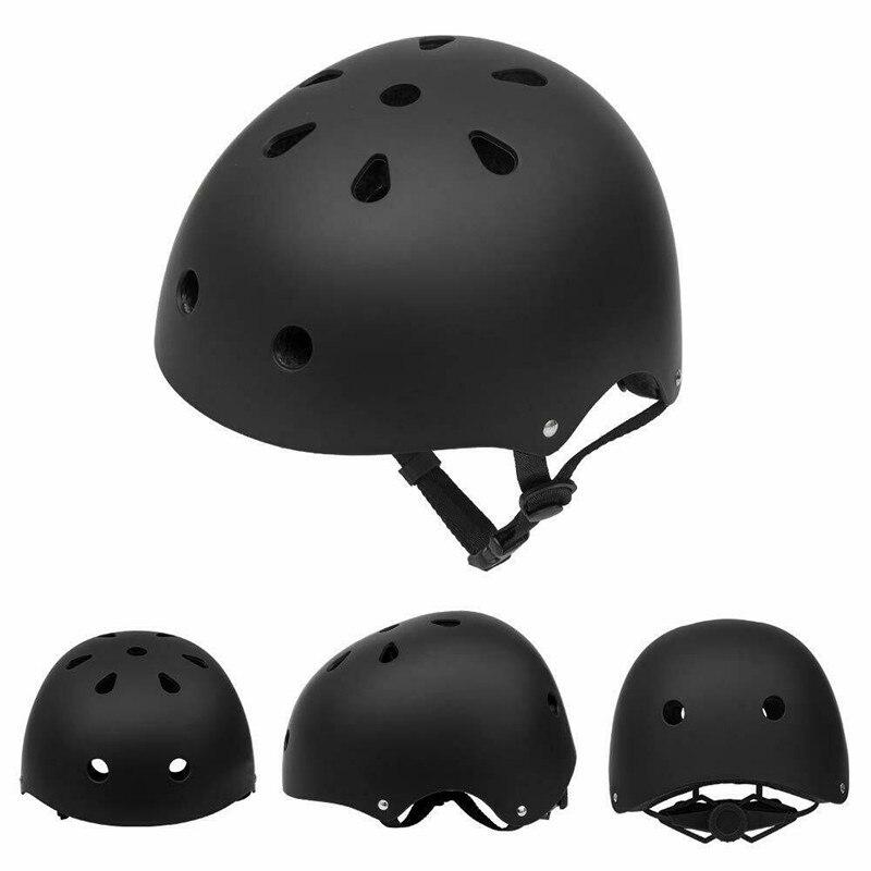 Skybulls adulte casque de cyclisme BMX vélo Scooter Roller Derby en ligne Ski Skate Board casque cascadeur Skateboard vélo casque hommes