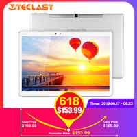 Teclast Master T10 Android 7.0 10.1 Tablet PC MT8176 Hexa Core 4GB RAM 64GB ROM 8.0MP+13.0 MP HDMI 2560*1600 Fingerprint IPS