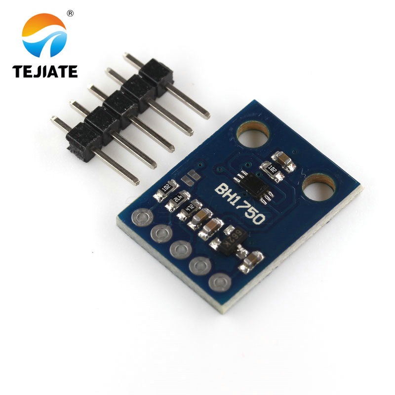 New BH1750FVI Digital Light intensity Sensor Module AVR 3V-5V GY302 GY-302 16bitAD Converter Digital Output Module