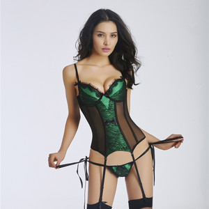 Image 3 - Sexy korsett frauen steampunk корсетwaist trainer sexy dessous body abnehmen bustier korsett unterwäsche mieder