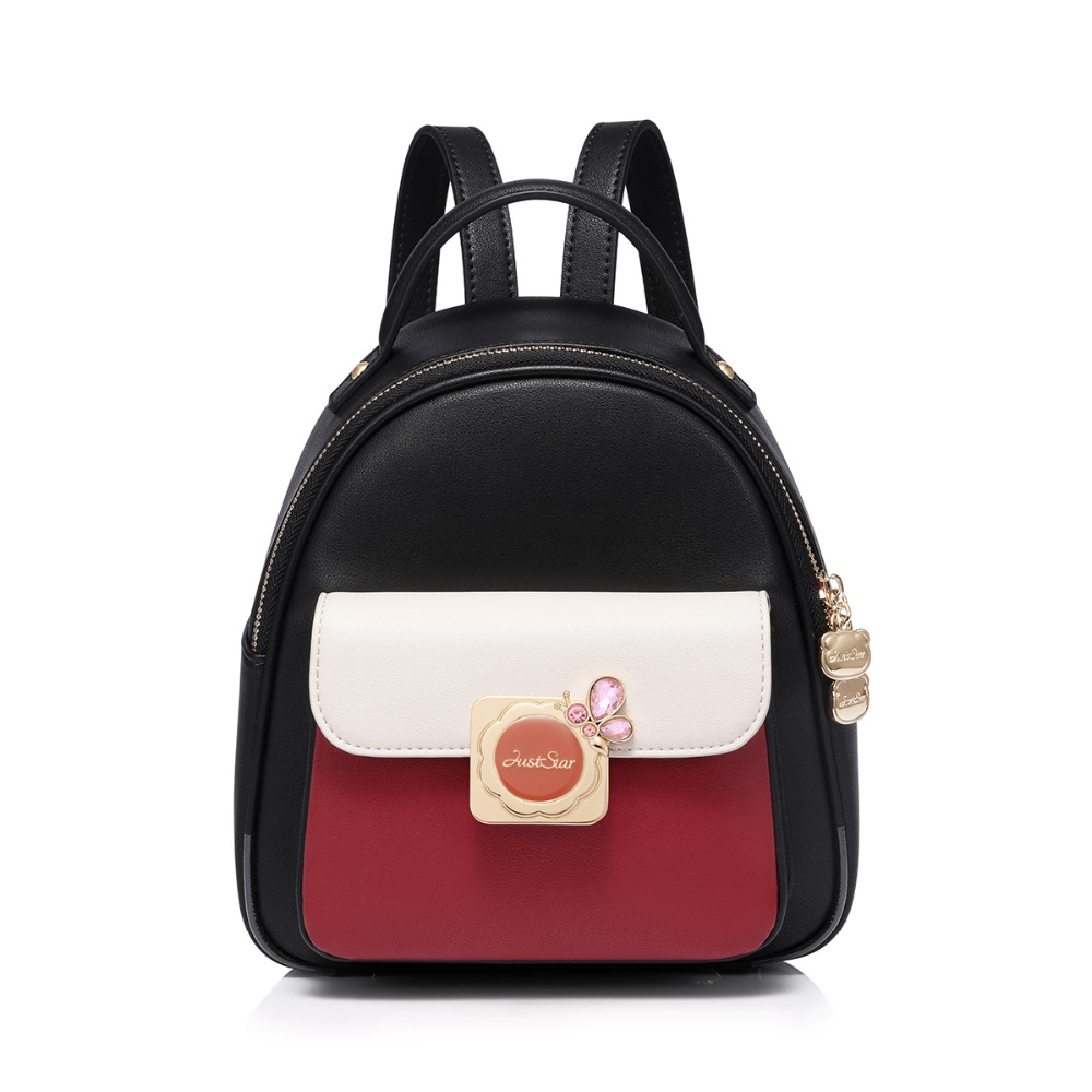 2019 NEW Brand Womens PU Leather Backpack Female Panelled Double Shoulder Bags Ladies Leisure Daily Travel Backpack2019 NEW Brand Womens PU Leather Backpack Female Panelled Double Shoulder Bags Ladies Leisure Daily Travel Backpack
