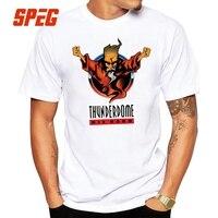 Thunderdome Tee Gömlek Erkekler Için Dijital Doğrudan Baskı Özel Kısa Kollu XXXL Takım Hardcore Techno ve Gabber Sihirbazı Camiseta