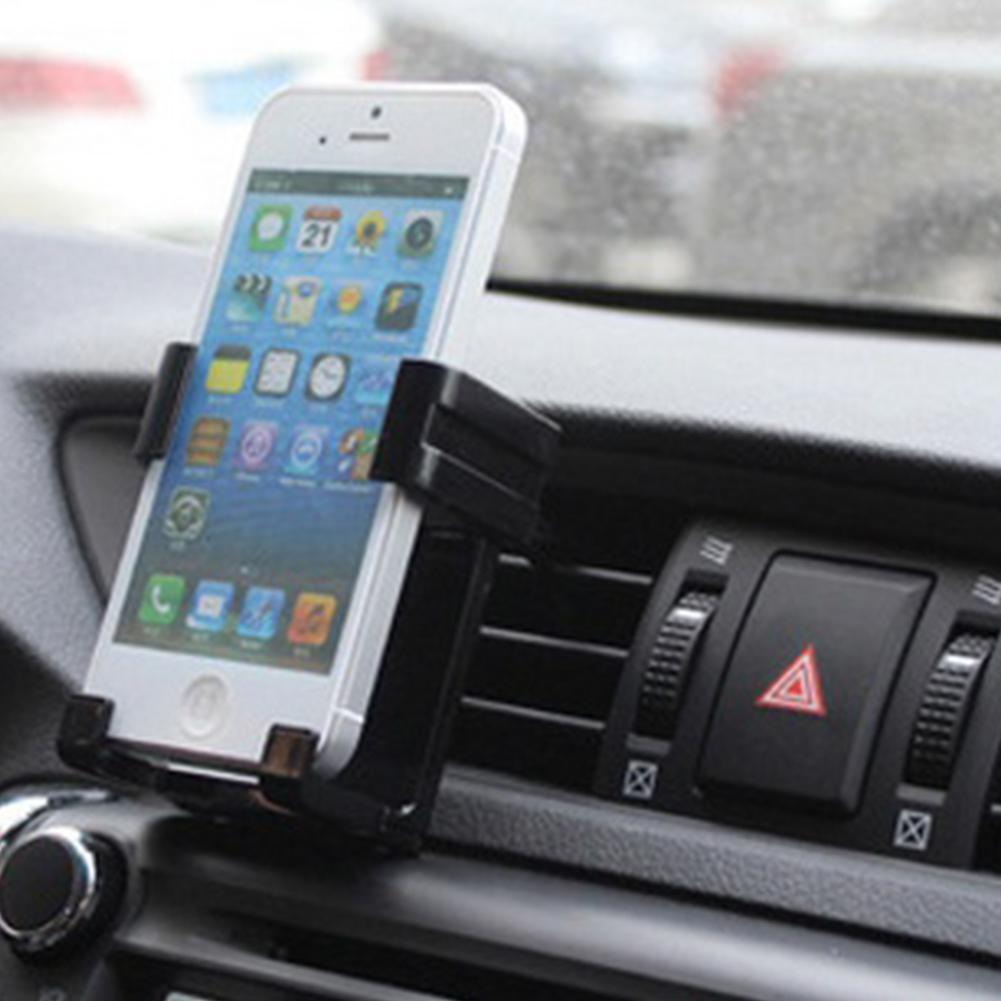 Universal Car Styling Phone Sticker Car Holder Carrier Car Air Vent Mount Holder Good quality image