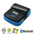 Портативный 80 мм BluetoothThermal POS Чековый Принтер для Apple, IOS и Android Мобильного и Принтера для Windows