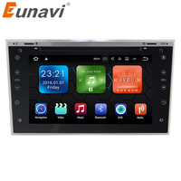 Eunavi Quad Core 2 Din Android 7 1 Car Radio GPS Navigation Stereo For Vauxhall Opel