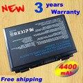 5200 mah batería para asus asus a32-f52 a32-f82 a32 f82 k40 k40in k50 K42j K51 K60 K61 K70 X5A P81 X5E X70 X8A para asus K40