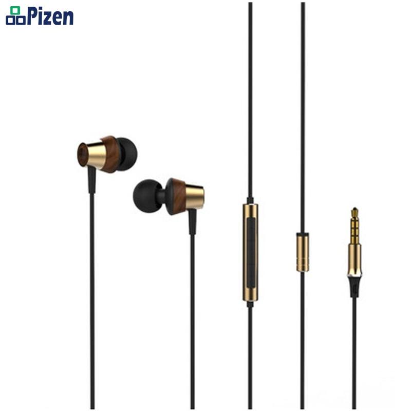 Pizen Magaosi BK50 32 옴 이어폰 목제 이어폰 헤드폰 - 휴대용 오디오 및 비디오 - 사진 2