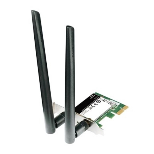 DWA-582 d-link, interne, filaire, PCI Express, WLAN, IEEE 802.11n, 867 Mbit/s