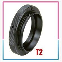 T2 T הר לcanon EOS T2 EOS טבעת עדשת מתאם 5D 7D 50D 60D 550D 500D 600D 700D 1000D 1200D T5i T4i T3i T2i T1i משלוח ספינה
