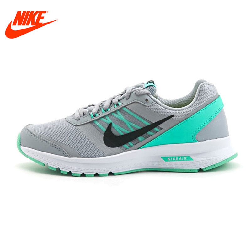 Authentic NIKE Breathable AIR RELENTLESS 5 MSL Women's Running Sport Shoes Sneakers Outdoor Walking Jogging Sneakers operation relentless