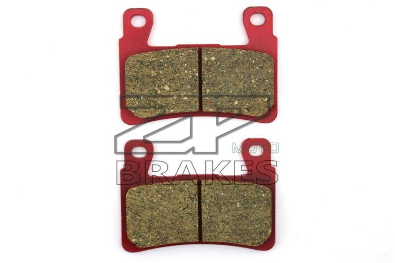 Ceramic Brake Pads Front For HONDA CBR 600 F4/F4i Sport 1999-2006 OEM New High Quality ZPMOTO brake pads organic kevlar for cbr 600 f4 f4i 1999 2006 cbr 600rr 2003 2004 cb 1100 nonabs 2013 2014 front oem new high quality