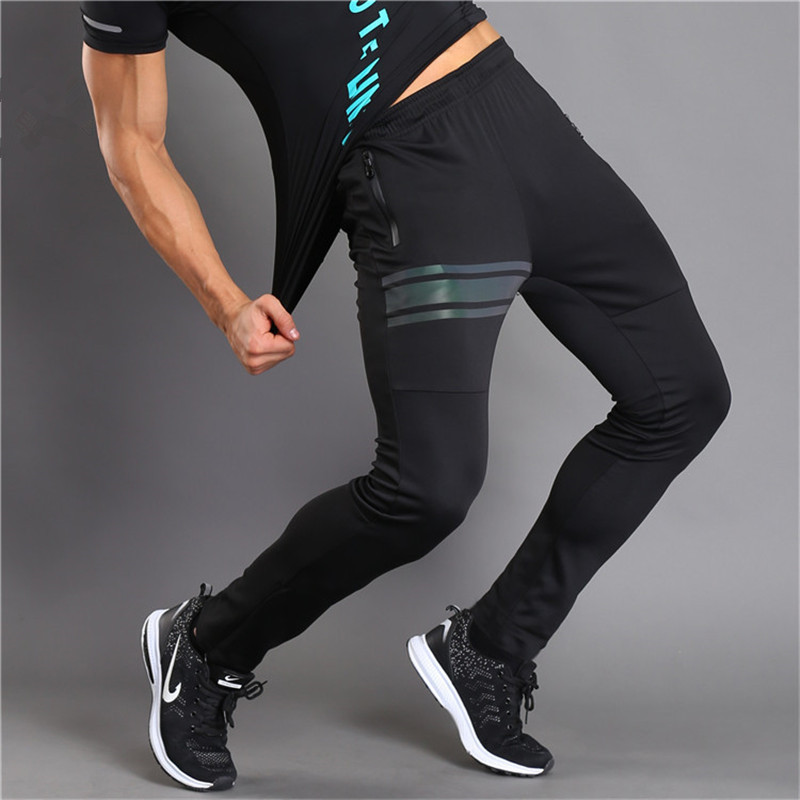 Jogger Sweat pants 2018 New Bodyboulding Mens Pants Gyms Zipper packet Pants Brand Clothing Trousers Fitness men clothes