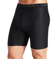 2017 nuevo estilo tirón en underwear underwear exofficio hombres boxeadores apretados Cueca Mens Boxer Homme De Marca Negro Gris EE.UU. Tamaño S-XXL