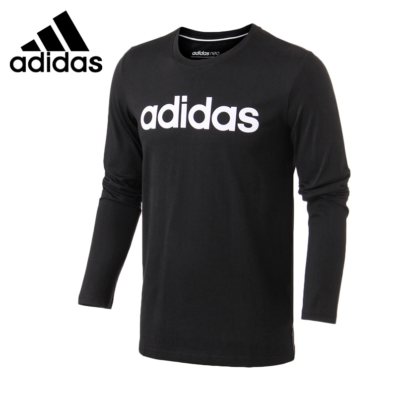 Original New Arrival 2018 Adidas Neo Label M CE TEE LS Men's T-shirts long sleeve Sportswear original new arrival 2017 adidas neo label m sw tee men s t shirts short sleeve sportswear