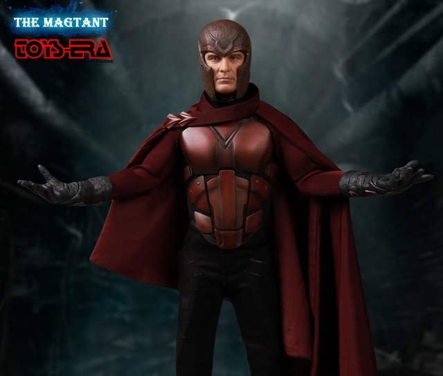NEW Toys Era 1/6 TE006 X Men Magneto Michael Fassbender