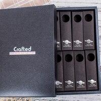 24 17 2 3 5cm Black Kraft Paper Candy Box 10pcs Star Candy Gift Box 20pcs