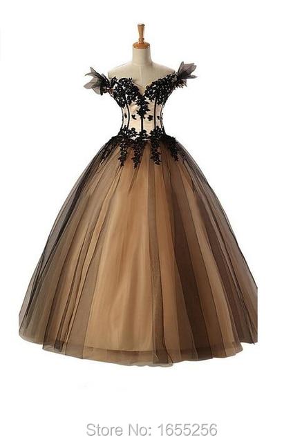 sweet ball kleider ball gowns black masquerade dress ball gown ...