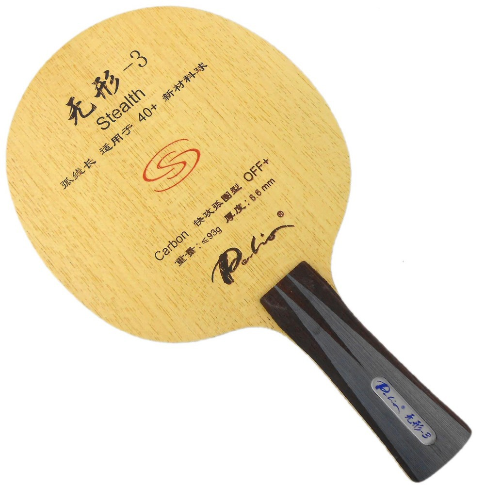 Palio Stealth-3 (Stealth3 Stealth 3) table tennis ( pingpong ) blade 2015 The new listing Favourite