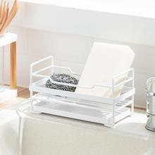 Держатель для губок на кухню полка для раковины губка для мытья посуды держатель для слива кухонная корзинка для хранения для кухни и ванной комнаты