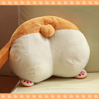 Cute Corgi Butt Pillow
