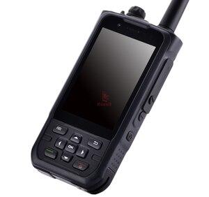 """Image 4 - Китай водонепроницаемый ударопрочный телефон Прочный Android 7,0 смартфон MTK6737 четырехъядерный 3,5 """"UHF PTT радио 4G LTE VHF gps F22 K1"""