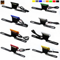 For HONDA CB300F CB500F CB600F CB650F CB 900F HORNET Motocycle Accessories LED License Plate Led Light  Eight Color