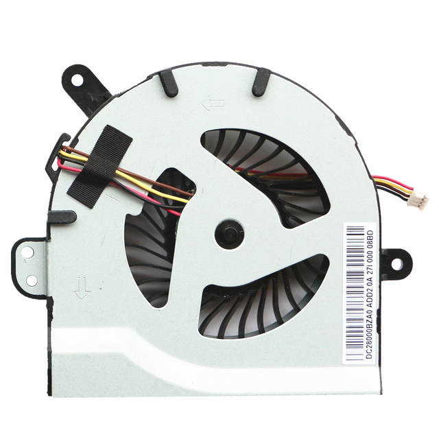 US $6 99 |New Cpu Fan For Lenovo Ideapad S300 S400 S405 S310 S410 S415 M40  70 Cpu Cooling Fan AB7005HX Q0B CWVIUS3-in Fans & Cooling from Computer &