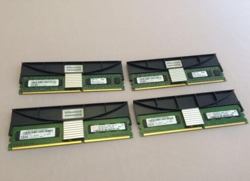 45D1672 45D1193 45D6519  15R7439 (4x2GB) Memory DIMMs 667MHz For  P6 Refurbished Pulled From Working Machine