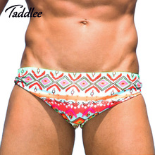 Taddlee Model New Males Swimwear Homosexual Attractive Swimsuits Swimming Boxer Trunks Surf Board Shorts Mens Swim Bikini Briefs Homosexual Large Measurement
