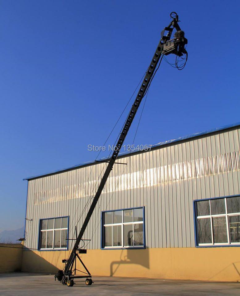 8m 2 sumbu jimmy jib crane untuk dengan muatan kepala belanda - Kamera dan foto - Foto 2