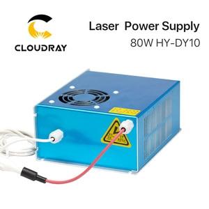Image 4 - Cloudray fuente de alimentación láser DY10 Co2 para máquina de grabado/corte de tubos láser Co2, Series