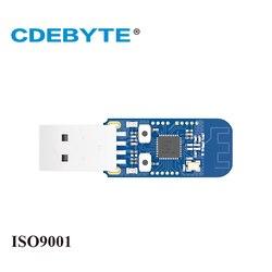 E18-2G4U04B Zigbee CC2531 2,4 ГГц USB порт 4dBm IoT uhf беспроводной приемопередатчик 2,4 ГГц передатчик и модуль приемника