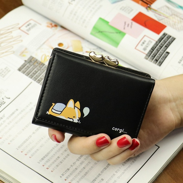 Cartoon Small Cute Wallet 4